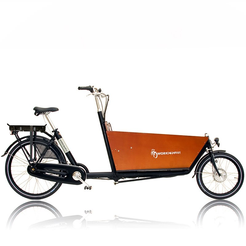 V-fiets-Cargobike Ebike kit with carrier (325Wh 2W)-36