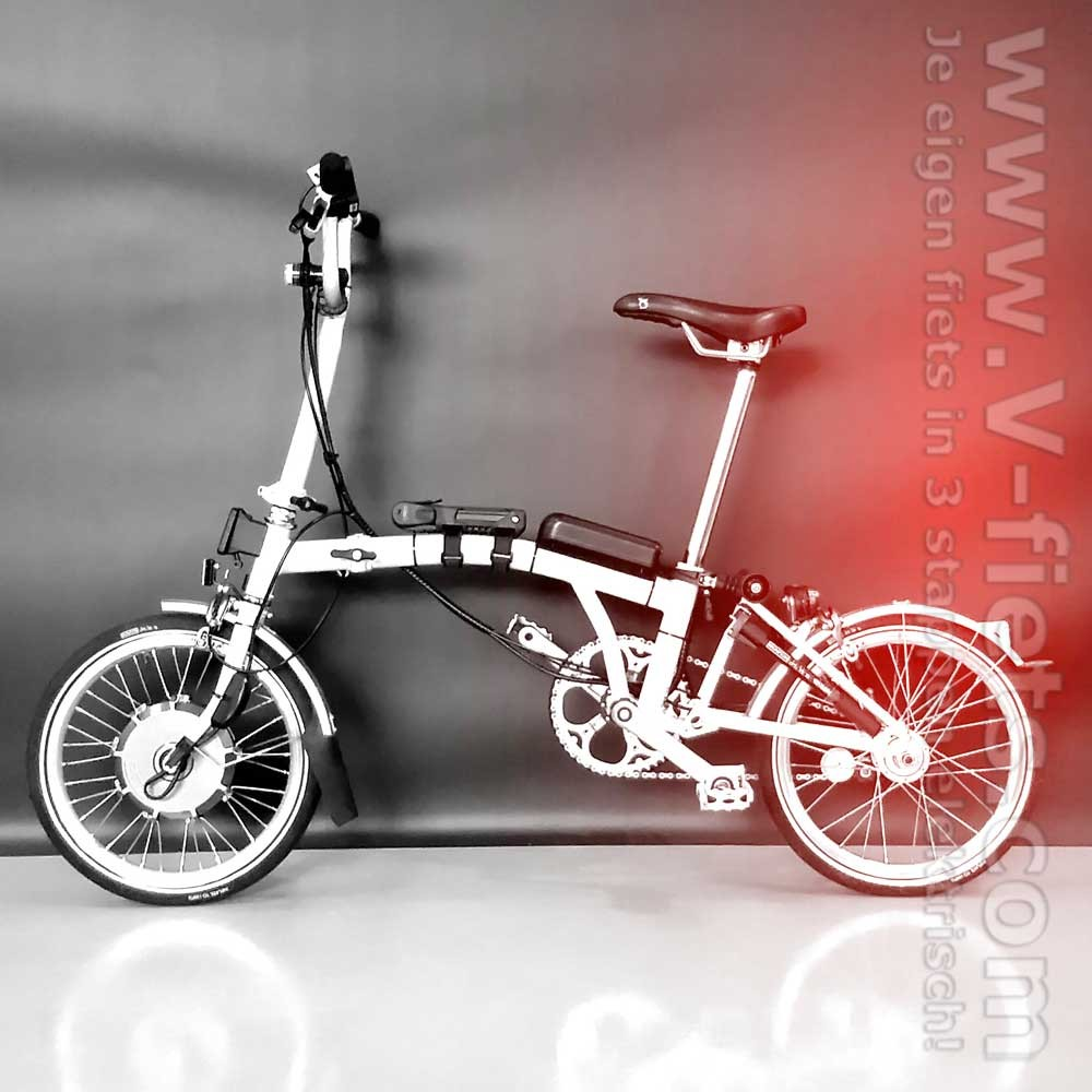 4 Wheel Electric Bike >> Buy a Brompton Electric? We will convert your Brompton ...