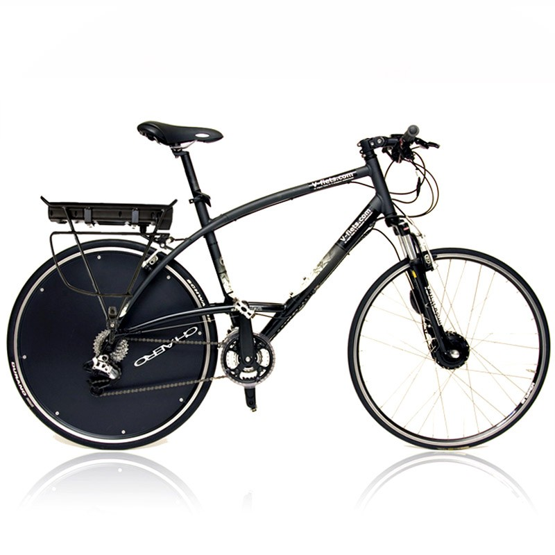 V-fiets-Sports Ebike kit (325Wh) Carrier Battery-37