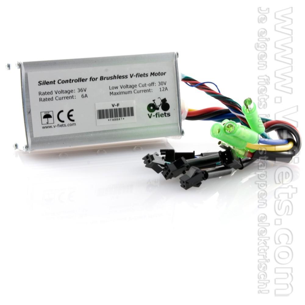 V-fiets-V-MINI 36V15A Silent-S Torque Drive Motor Controller-38