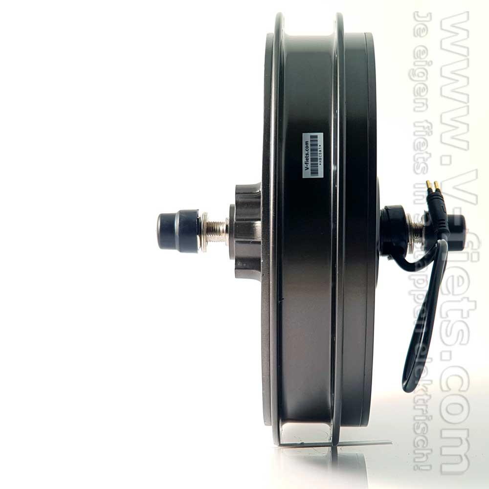 V-fiets-Crystalyte Front wheel Hub Motor (FHT3525)-38