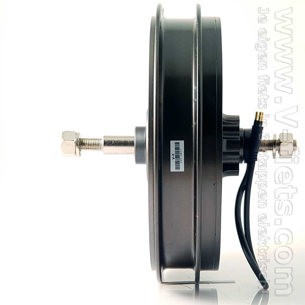 HT3525 Crystalyte rear wheel motor