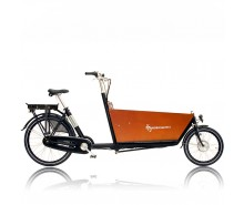 V-fiets-Cargobike Ebike kit with carrier (325Wh 2W)-20