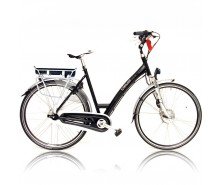 V-fiets-Touring Ebike kit (325Wh) With Carrier-20
