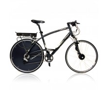 V-fiets-Sports Ebike kit (460Wh) With Carrier-20