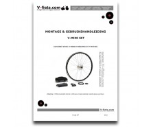 V-fiets-V-MINI Ebike Manual (Dutch) (download)-20