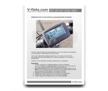 V-fiets-V-MINI Manual LCD display (2008-2009)-20