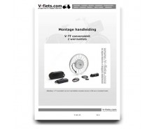 V-fiets-V-TT Manual 2-wheeled cargobike (Dutch) (2007-2010)-20