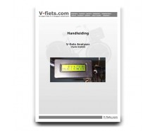 V-fiets-V-bike Analyser Manual (Dutch) (2008-2009)-20