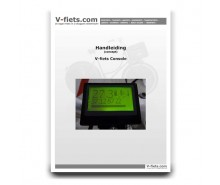 V-fiets-V-bike Console Manual (Dutch) (2007-2008)-20