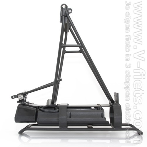 V-fiets-Bagagedrager 9/11,6/12,8Ah-Lite Lander (Hebie)-34