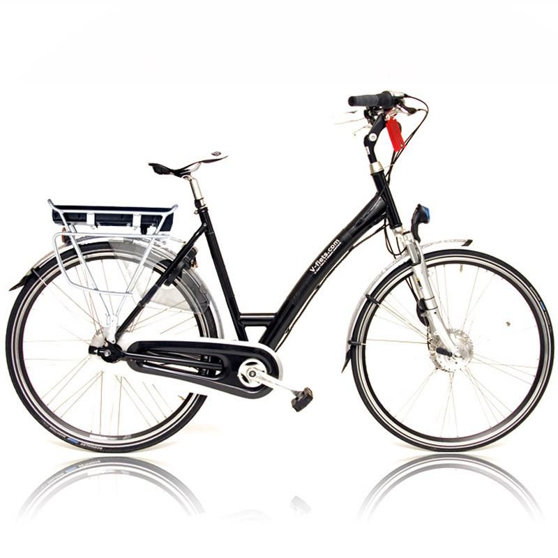 V-fiets-Toerfiets Li-ION Set (325Wh) Met Drager-38