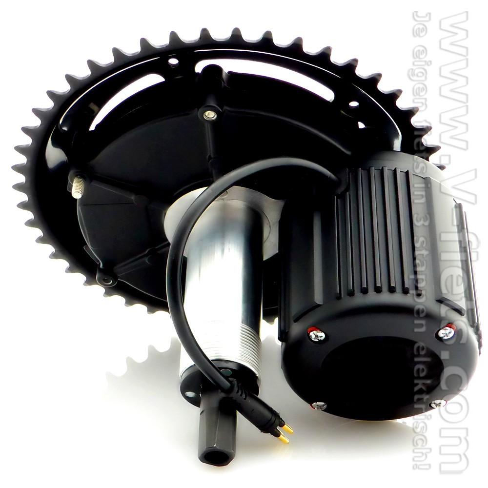 V-fiets-Fiets/E-bike Middenmotor V-SP-314