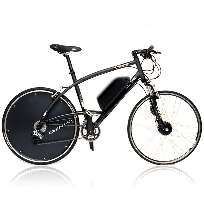 V-fiets-Elektrische Sportfiets OmbouwSet (468Wh GP) Met Bidon-36
