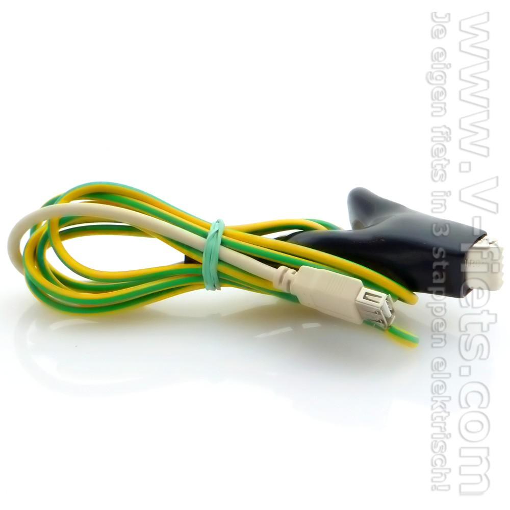 V-fiets-V-Programmer Massa kabel (excl. Software)-33