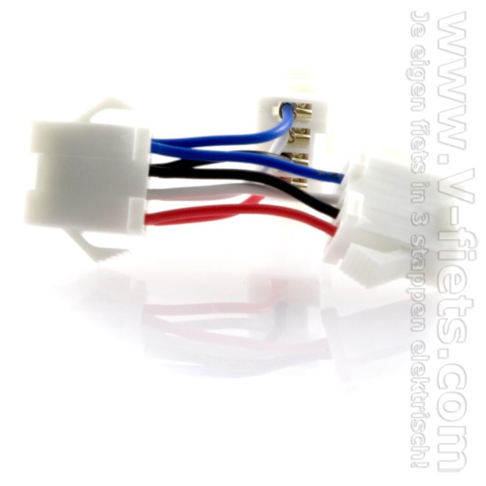 V-fiets-Parallel kabel display vd gashendel-32