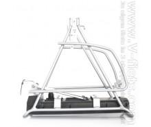V-fiets-Bagagedrager zilver 2013-20