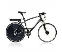 V-fiets-Elektrische Sportfiets OmbouwSet (460Wh) Met Drager-20