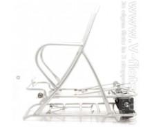 V-fiets-Bagagedrager zilver 2011 LiFePO4-20