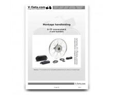 V-fiets-V-TT Handleiding voor de 3-wiel bakfiets (2007-2010)-20