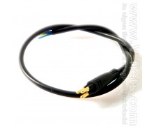 V-fiets-V-MINI Motorzijde kabel (Dop male, 45 cm)-20
