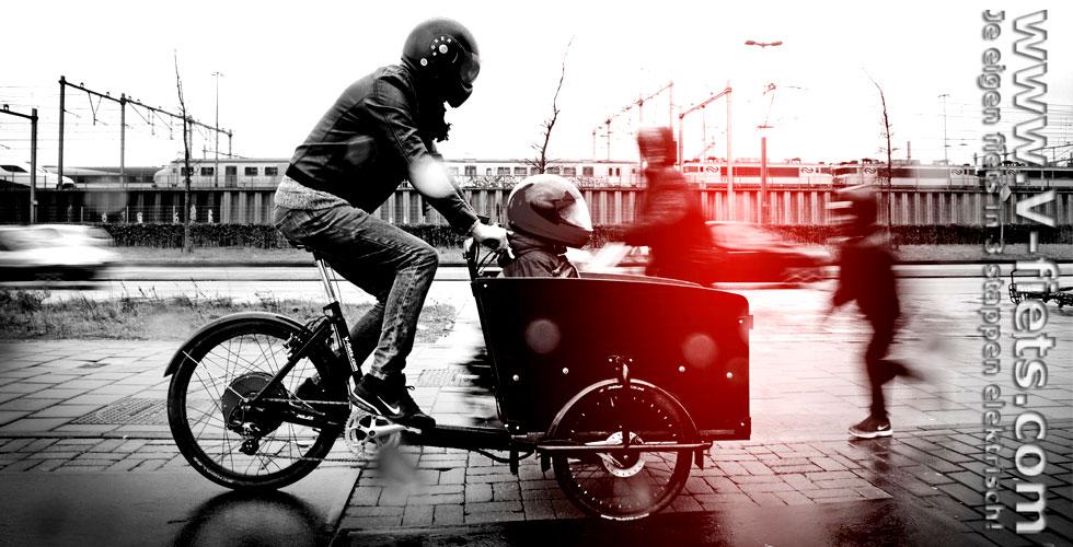 Speed E-bike