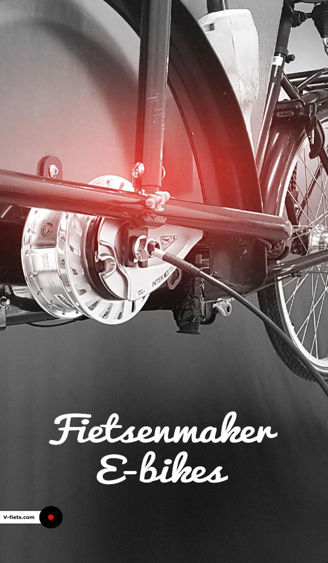Fietsenmaker E-bikes