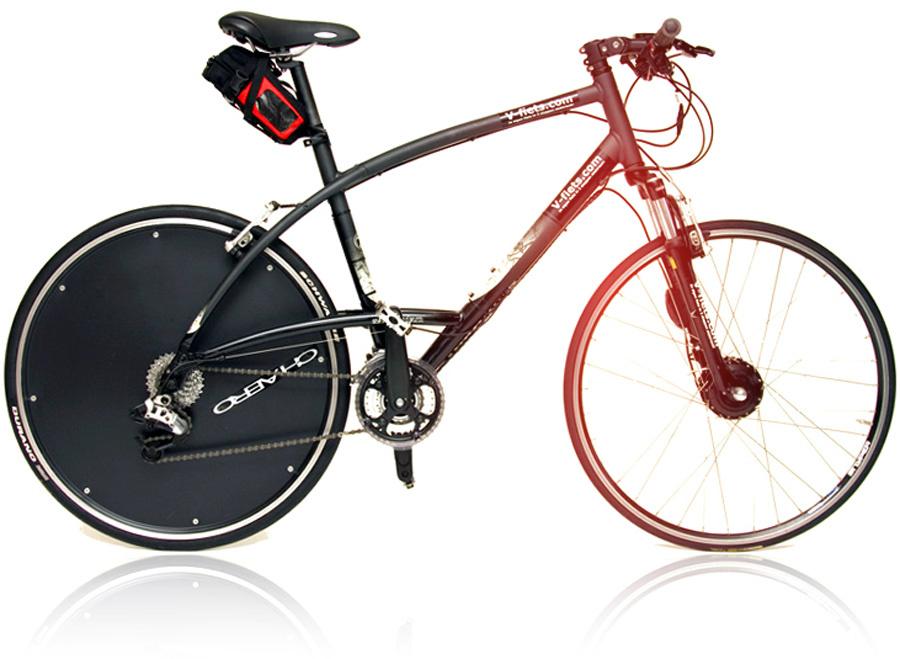Elektrische onderdelen voor de fiets