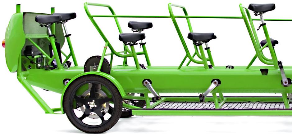 V-fiets KDV fiets elektrisch