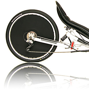 E-Drive Systeem Ligfiets
