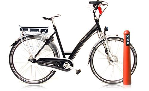 Normale fiets
